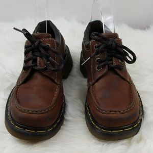 Dr Martens Air Wair Oxford Leather 8A25 Shoes Sz 5